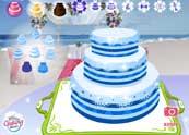 עיצוב עוגת חתונה