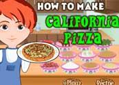פיצה קליפורניה