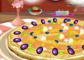 ממתק פיצה