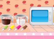 משחק הכנת שוקולד